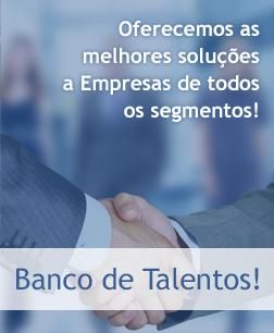 Atalho Banco de Talentos